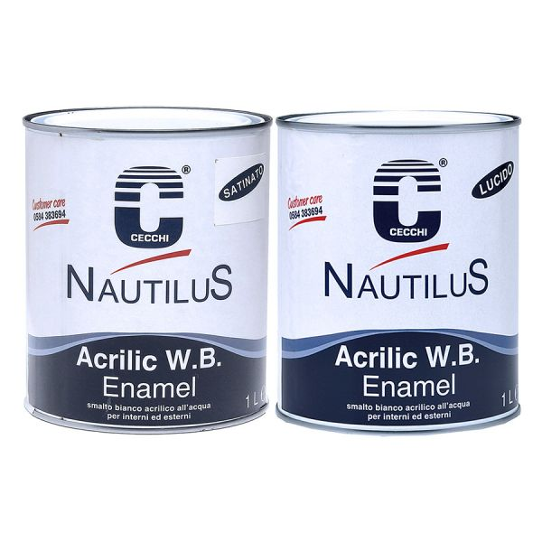 Nautilus ACRILIC WB ENAMEL