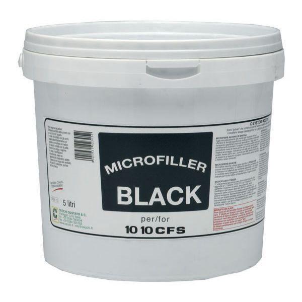 Microfiller BLACK da 5 lt