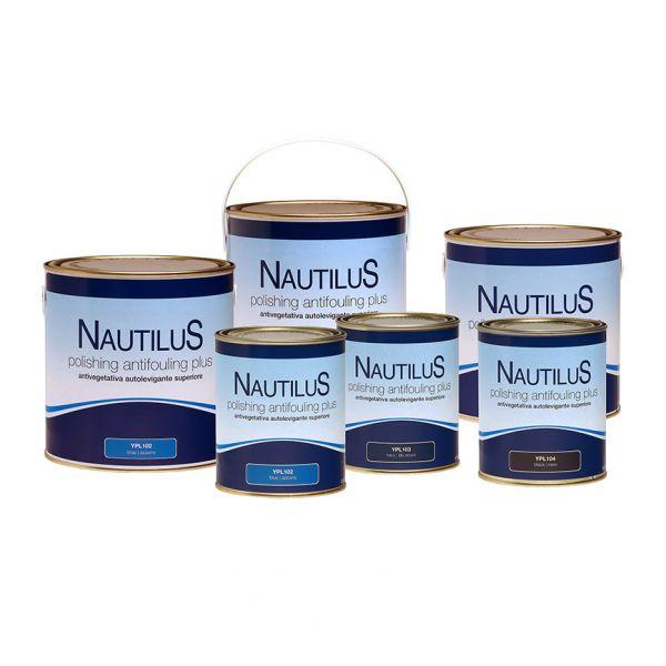 Nautilus Polishing Antifouling Plus