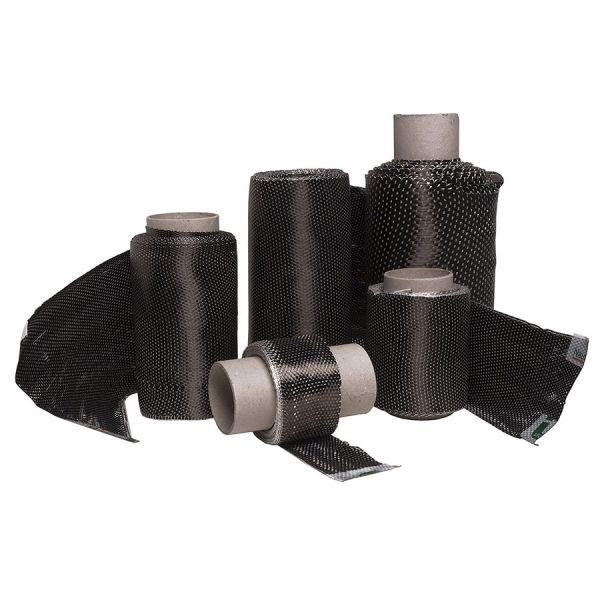 Tessuto Carbonio unidirezionale 175 e 330 (g/m²)