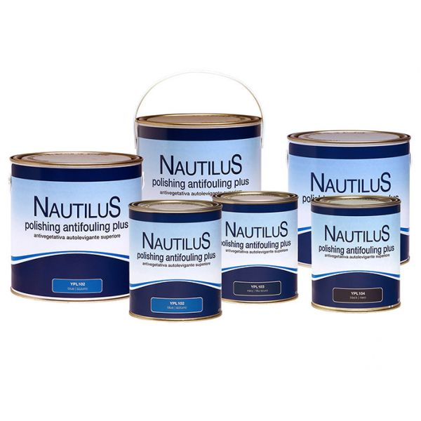 Nautilus Polishing Antifouling Plus