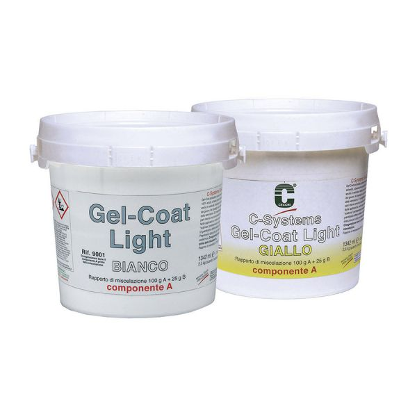 C-Systems Gel Coat Light 2,5 kg