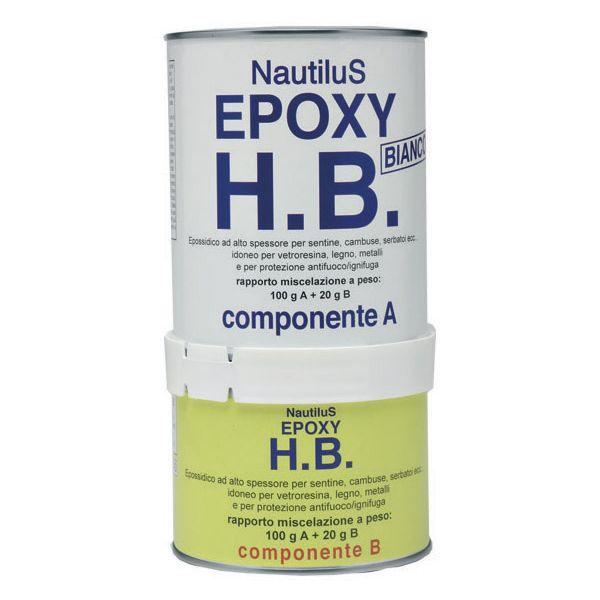 Nautilus Epoxy H.B. Bianco
