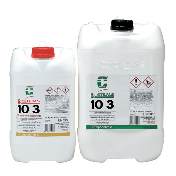 C-Systems 10 3 - conf. 13 Kg (a+b)