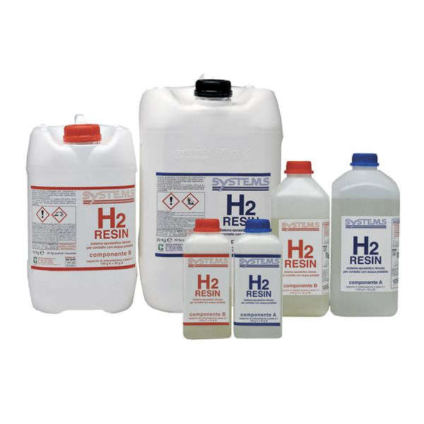 C-Systems H2 Resin