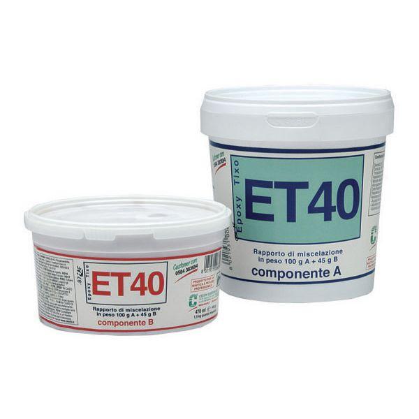C-Systems ET40 1,5 Kg (a+b)