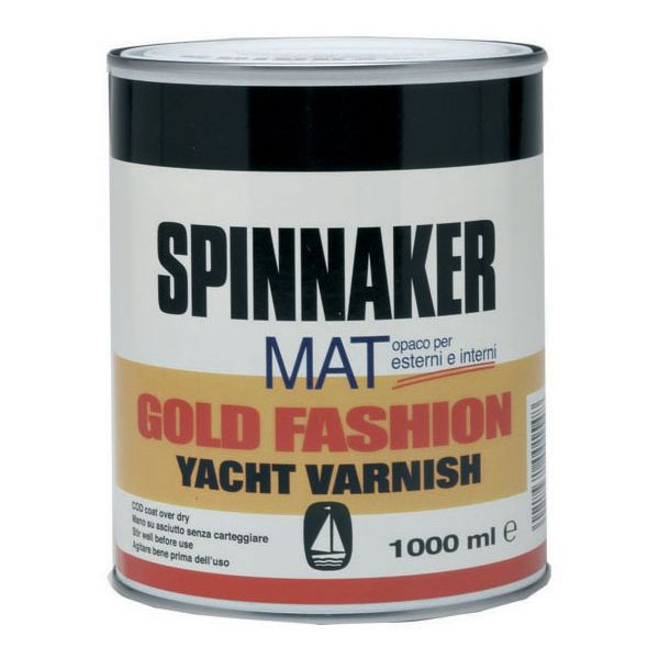 SPINNAKER GOLD FASHION MAT